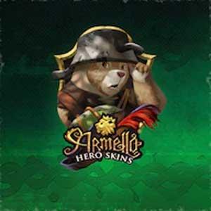 Armello The Mighty Ghor Hero Skin