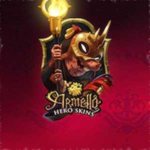 Armello Veil Lord Sargon Hero Skin