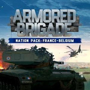 Armored Brigade Nation Pack France Belgium