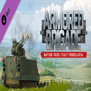 Buy Armored Brigade Nation Pack Italy Yugoslavia CD Key Compare Prices