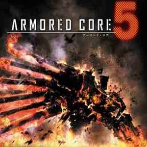 Buy Armored Core 5 PS3 Game Code Compare Prices