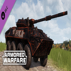 Armored Warfare 2S14 Black Eagle