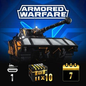 Armored Warfare AMX-10P PAC 90 Fox Improved Pack