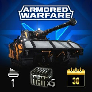 Armored Warfare AMX-10P PAC 90 Fox Prime Pack
