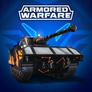 Armored Warfare AMX-10P PAC 90 Fox Standard Pack