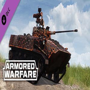 Armored Warfare BMD 2 Black Eagle