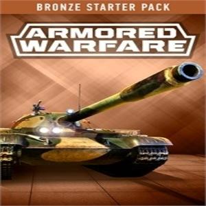 Armored Warfare Bronze Starter Pack