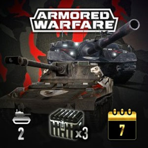 Armored Warfare Claw Improved Pack