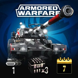 Armored Warfare ERC-90 Shark Improved Pack