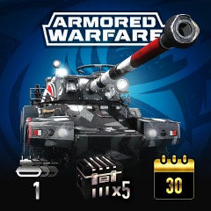 Armored Warfare ERC-90 Shark Prime Pack