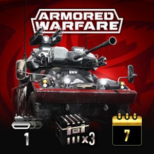 Buy Armored Warfare FV721 Fox Shark Improved Pack PS4 Compare Prices