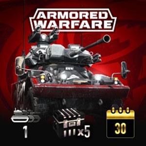 Armored Warfare FV721 Fox Shark Prime Pack