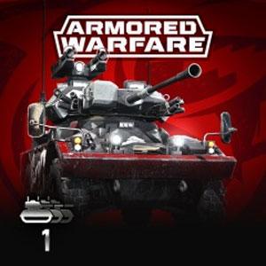 Armored Warfare FV721 Fox Shark Standard Pack