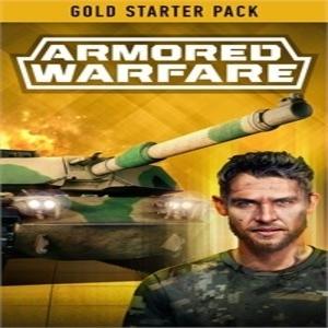 Armored Warfare Gold Starter Pack