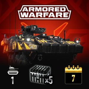 Armored Warfare M1134 Fox Improved Pack