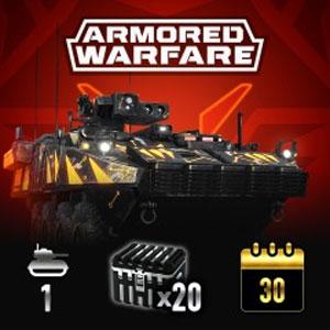 Armored Warfare M1134 Fox Prime Pack