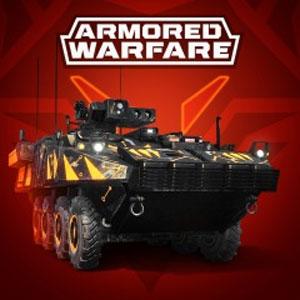 Armored Warfare M1134 Fox Standard Pack