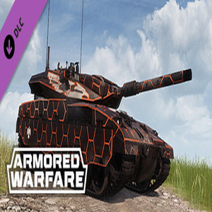 Armored Warfare Merkava 2D Black Eagle