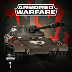 Armored Warfare RDF LT Claw Standard Pack