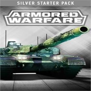 Armored Warfare Silver Starter Pack