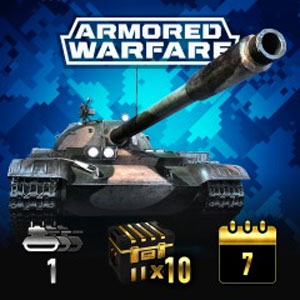 Armored Warfare Starter Pack