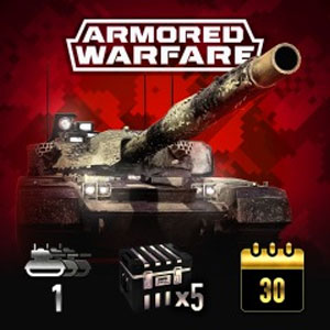Armored Warfare Starter Pack Improved