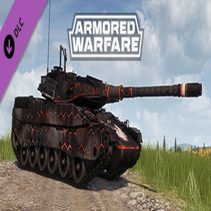Armored Warfare Stingray 2 Black Eagle