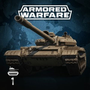 Armored Warfare T-55M1 Standard Pack