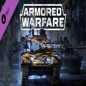 Armored Warfare T 72AV Officers Pack