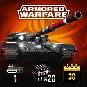 Armored Warfare T-80U Shark Prime Pack
