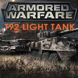 Armored Warfare T92 Light Tank