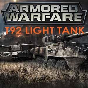 Armored Warfare T92 Light Tank