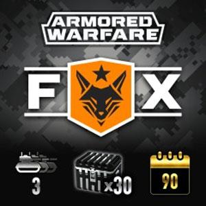 Armored Warfare Ultimate Fox Bundle