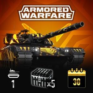 Armored Warfare XM1 Fox Prime Pack