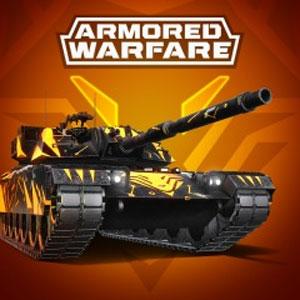 Armored Warfare XM1 Fox Standard Pack