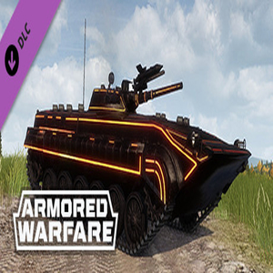 Armored Warfare ZBD 86 Neon