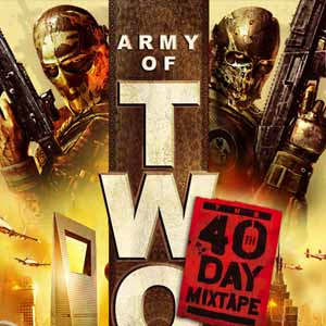 Buy Army of Two The 40th Day Xbox 360 Code Compare Prices
