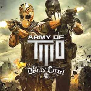 Buy Army of Two The Devils Cartel Xbox 360 Code Compare Prices