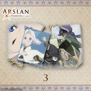ARSLAN Skill Card Set 3