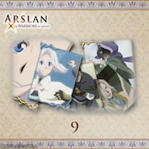 ARSLAN Skill Card Set 9