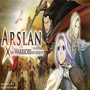 ARSLAN THE WARRIORS OF LEGEND