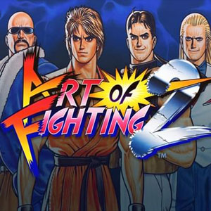 Buy ART OF FIGHTING 2 CD KEY Compare Prices
