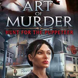Art of Murder Hunt for the Puppeteer