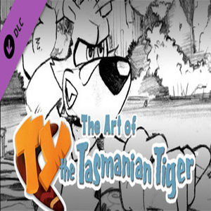 The Art of TY the Tasmanian Tiger