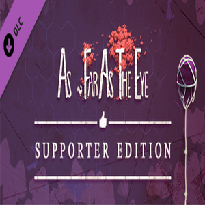 As Far As The Eye Supporter Pack