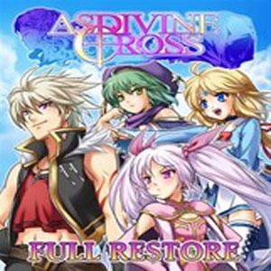 Asdivine Cross Full Restore