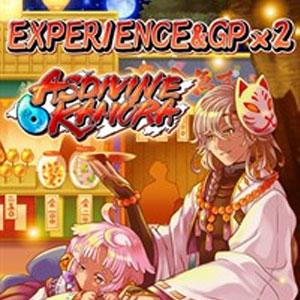 Asdivine Kamura Experience & GP x2