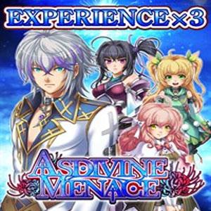 Asdivine Menace Experience x3