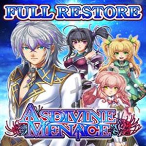 Asdivine Menace Full Restore
