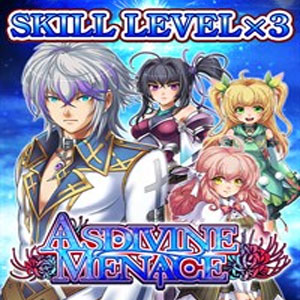 Asdivine Menace Skill Level x3